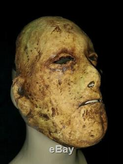 Hell Fest The Other Screen used Killers Hero Mask Worn By Stephen Conroy Myers