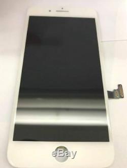 IPhone 7+ Plus LCD White Screen 100% Genuine Original Apple LCD RETINA Grade A