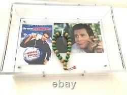 Jim Carrey Screen Used Beads Bracelet Bruce Almighty Movie Prop Costume Truman