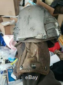 John Carpenters Ghosts of Mars Prop Miner Helmet Film Used Screen Worn Wardrobe