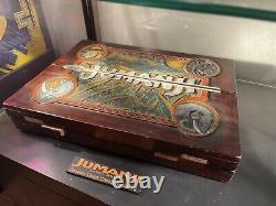 Jumanji Level One (Screen Used Creation Board) With Plaque
