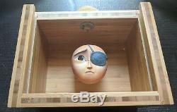 Kubo and the Two Strings LAIKA Studios Face Prop Screen-Used