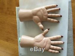 Last Seed Of Chucky Tiffany Hands Screen Used prop movie
