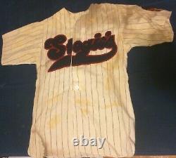 Long Gone Tampico Stogies Movie Screen Worn Used Jersey Prop Baseball HBO Madsen