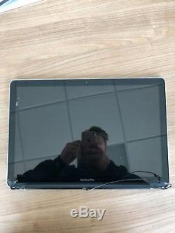 MacBook Pro 15-inch A1286 LCD Screen Lid Original Assembly