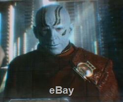 Marvel Avengers Screen Used Movie Prop GOTG Kree Pin 1/1