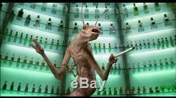 Men in Black Worm Guy original movie prop screen used Movie Used