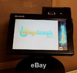 Merit RX Megatouch touch screen counter top game with 2009.5 game content