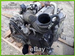 Mitsubishi Pajero III 2007 3.2 DI-D Motor Engine 4M41 Original 134 000 Km