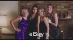 Nina Dobrev THE PERKS OF BEING A WALLFLOWER Screen Used Worn Prom Dress COA