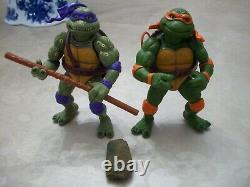 Ninja Turtles 1990 movie prop screen used original costume arm Jim Henson