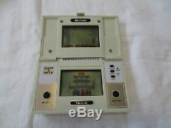 Nintendo Game & Watch MULTI SCREEN OIL PANIC OP-51 Boxed with Original Batteries