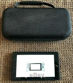 Nintendo Switch 32GB Original Replacement System Console Tablet Screen & CASE