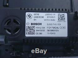 OEM BMW 3 G20 5 G30 X3 G01 INSTRUMENT CLUSTER LIVE COCKPIT withHUD 12.3 high