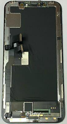 OEM Original Apple iPhone X Black OLED Digitizer Display Touch Screen GRADE A