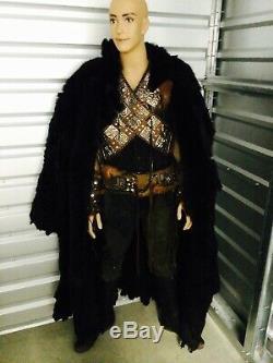 ORIGINAL SCREEN USED XENA WARRIOR PRINCESS Borias Full Costume WARDROBE PROP