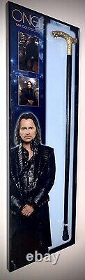 Once Upon A Time Screen Used Mr Gold Cane