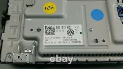 Orig VW Passat B8 3G Radio Composition Media Bedieneinheit 8 MIB2 5G6919605