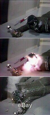 Original Doctor Who D84 VOC Robot screen used PROP Tom Baker Dr Who vintage COA