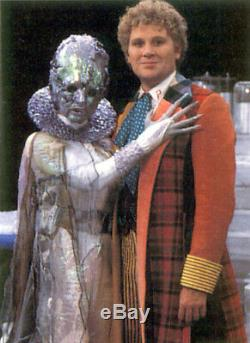Original Doctor Who screen used PROP Colin Baker Dr. Who vintage COA BBC TARDIS