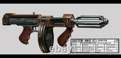 Original Doctor Who screen used TV PROP Dalek Tommy Gun Stunt Weapon Dr. Who BBC