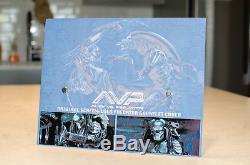 Original Screen Used AVP/AVPR Predator Gauntlet Cover with Display Alien Prop