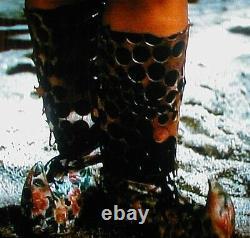 Original Screen Used Xena Warrior Princess Prop Wardrobe Gabby Boots