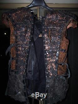 Original Screen Used Xena Warrior Princess Wardrobe Prop Xena Demon Complete