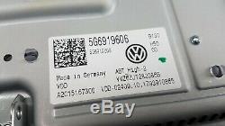 Original VW Golf 7 5G Discover Pro MIB2 9,2 Touchscreen Bedieneinheit 5G6919606