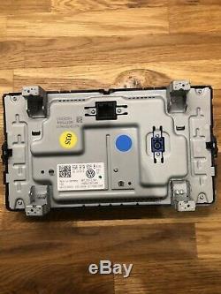 Original VW Golf 7 Passat B8 5G MIB2 Discover Media Touch Control Unit 8 Sat Na