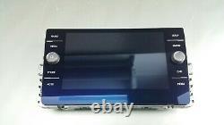 Original VW Touran 5T Radio Media Phone Touch Bedieneinheit 8 MIB2 5G6919605
