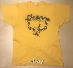 Original Vintage Screen Stars The TOXIC AVENGER T Shirt 80s SUPER RARE Troma