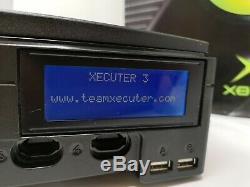Original Xbox Classic Xecuter 3 with Screen