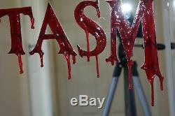 PHANTASM Angus Scrimm MIRROR sphere 1/1 Lifesize screen movie prop bust used COA