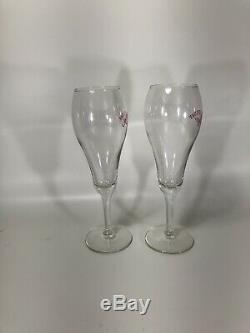 Parks and Recreation Galentines Day Lot of 2 Glasses Screen Used Prop