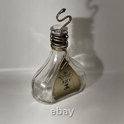 Parks and Recreation Rec Screen Used Prop SNAKE JUICE Bottle with COA