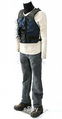 Pitch Black Johns Costume Screen Used Original Movie Film Prop COA Riddick