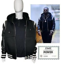 Power 50 Cent Screen Worn Used Givenchy Jacket Saint Laurent Polo COA Ret $4140