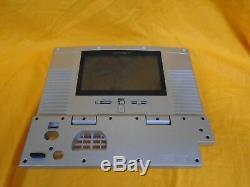 Ps2 JOYTECH 7 INCH LCD SCREEN SILVER Original (chunky) Model