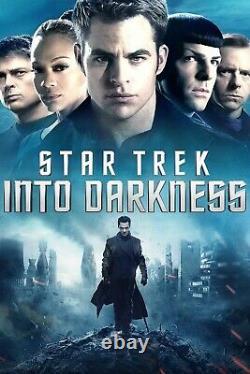 RARE Star Trek Into Darkness Screen Used Prop Nibiran Spear with COA