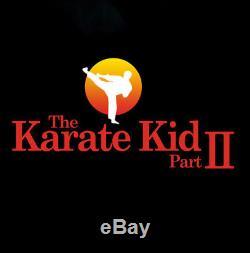 Ralph Macchio SCREEN USED Karate Kid fight kimono prop / costume / suit