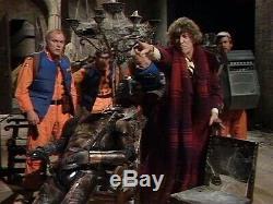 Rare Original Dr. Who screen used PROP belt 1981 Doctor Who TV COA BBC Tom Baker