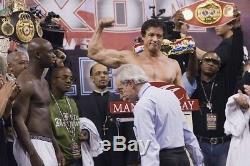 Rocky Balboa VIP Prop Pass Screen Used Stallone Rambo