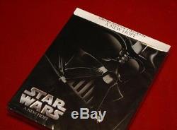 STAR WARS Prop Screen-Used KRAYT DRAGON, Display STAND, Plaque, COA, DVD