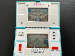 Sammlerstück Original Nintendo Game & Watch'SQUISH' Multiscreen