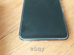 Samsung Galaxy A50 128GB Coral (Dual SIM) Cracked Screen in original box