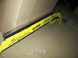 Schwinn Lemon Peeler Krate Stingray Original Paint and Screen 5 Spd Chain Guard