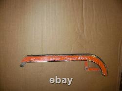 Schwinn Orange Krate Stingray Original Paint Screen 5 Speed Chain Guard