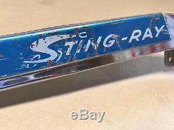 Schwinn Stingray 1964 Super Deluxe Chainguard RARE Original Paint N Screen Nice