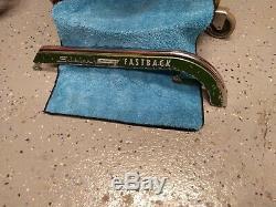 Schwinn Stingray Pea Picker Fastback Krate Chain Gaurd original paint & screen